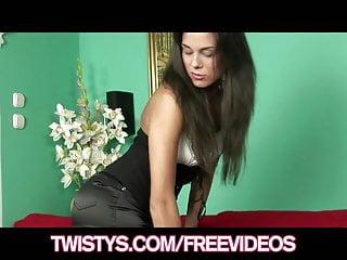 Memphis girls naked - Twistys - horny brunette melanie memphis loves to masturbate
