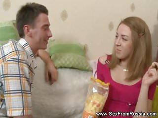 Brother fuck sister - Teen russian sister brother fuck