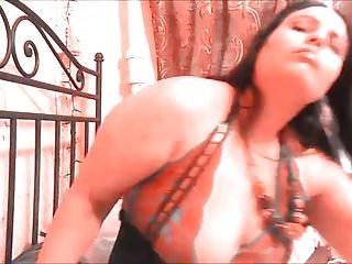 Paris suck dick - Ginger paris testing her new black dick inside dirty pussy