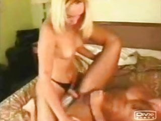 Man being fuck with strapon Female fucks man with strapon