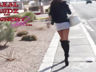 How far is greenvalley ranch from the strip Real black streetwalker from vegas picked up off the strip