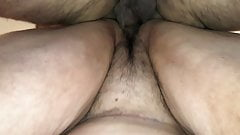 Pounding my mature co worker