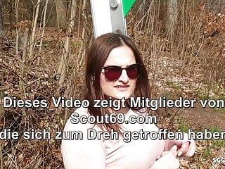 Cum on brianna banks face - German big tits teen holly banks seduce to fuck at bus stop