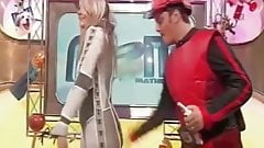 YOUNG HOLLY WILLOUGHBY GETS SPANKED