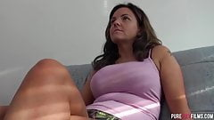 Thick Milf enjoys her sons bestie