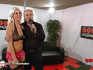 Blond bomb shell sex - Blonde sex bomb bukkake lover - german goo girls