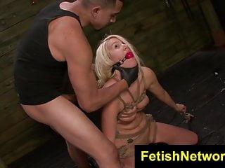 Bondage orgasm videos Fetishnetwork layla price bondage orgasm