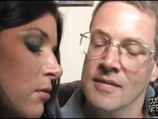 Love sex magik album cover Cuckold love to clean his wife covered by black cum