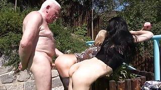 Horny Grandpa