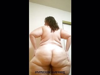 Bitch ass hos Fat booty ho 4