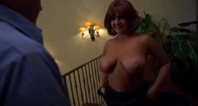 Cougar sex scene