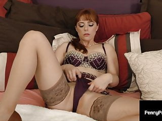 Jc penny lingerie models Ginger bush penny pax gets her pussy pounded mouth fucked