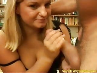 How long does nizoral oral take to cure vaginal thrush Blonde babe does many oral jobs to a big party taking cum