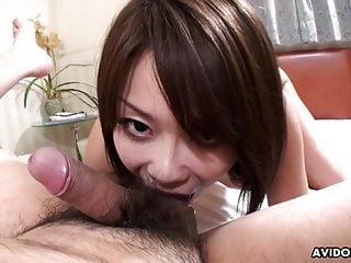 Ain t my job to fuck - Japanese fuck doll, yuri aine got banged very hard, uncensor