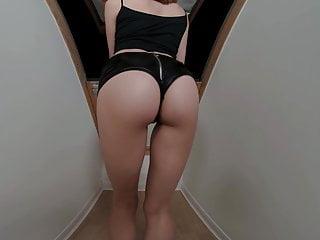 Unzipping big tits - Unzip me