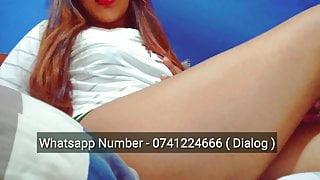 Sri Lanka Couple Whatsapp  Video Call Fun