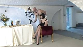 Femdom orgy part 3