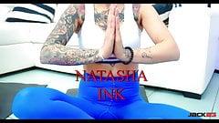 Yoga 3some Teaser - Venom, Natasha Ink and Jack23