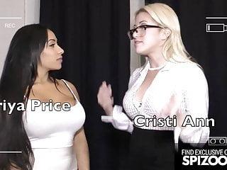 Priya adult actress - Hardcore threesome interracial priya price, cristi ann