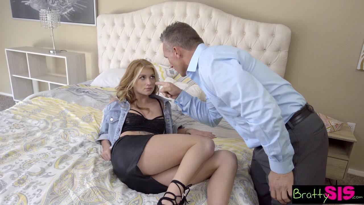 Step Daddy Fucks Daughter Hard