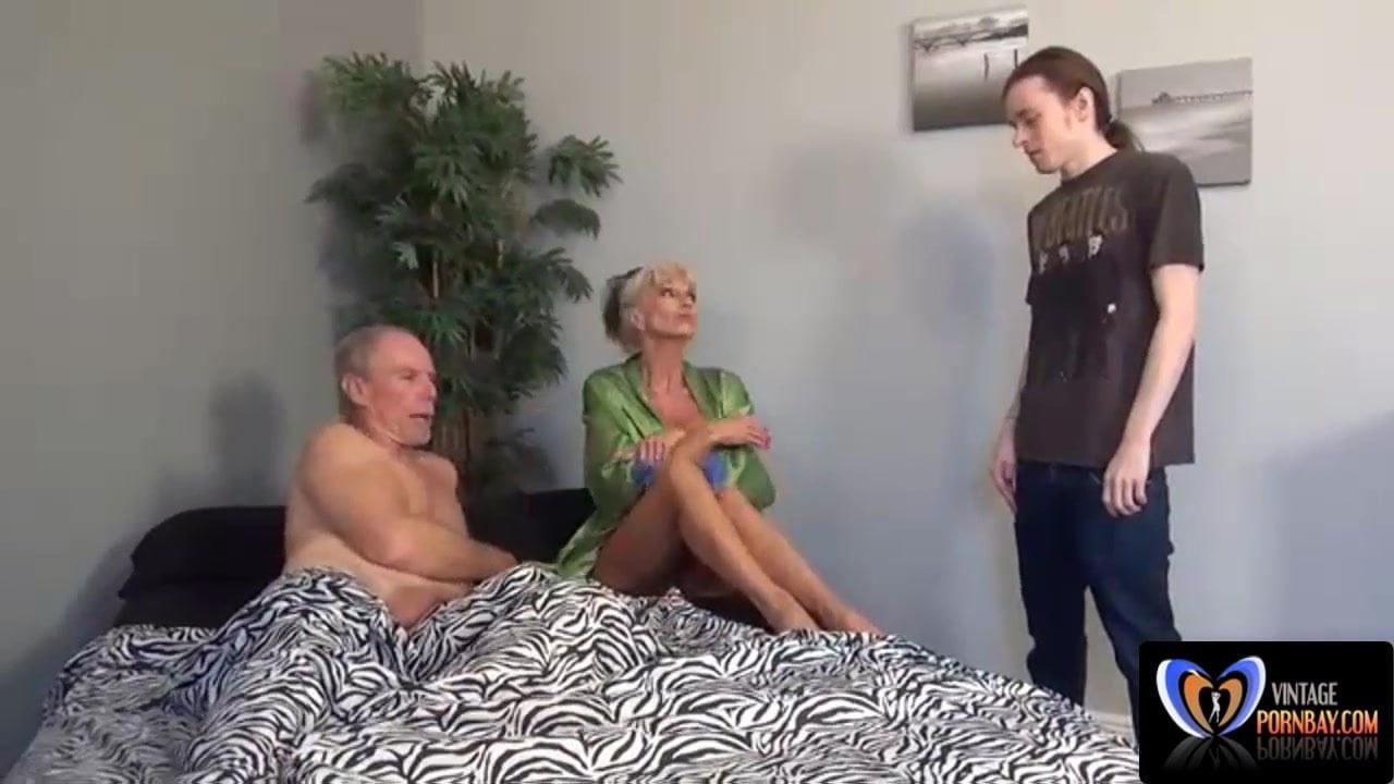 Step Mom Fucks Son Drunk
