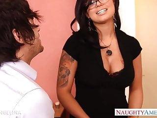 Eva angelina porn pictures - Tattooed busty eva angelina fuck hard