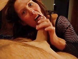 Amateur milf sucks cock Hot amateur milf sucks cock and get fucked