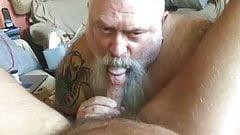 Daddy Sucks Cock