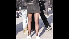 Girls in black pantyhose will drive you crazy 2