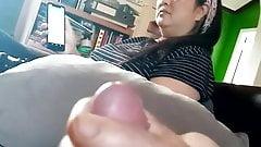 Horny wet milf
