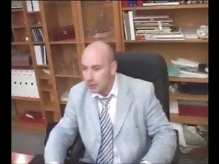 Vintage rosewood secretary desk Hot arab beurette girl gets fucked by her boss on desk