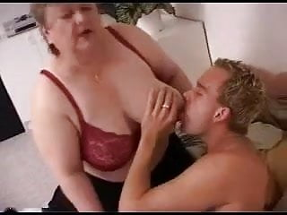 Mature big tits on bed Sexy bbw mature granny fucked on bed