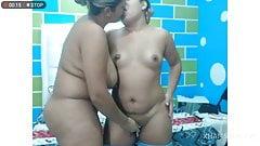 Big lesbians