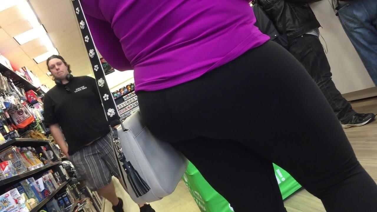 Vpl booty porn pics