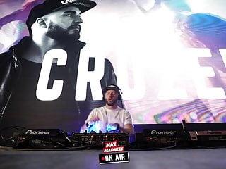 Max teen bbs Cruzer dj-set max madness - on air