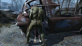 Fallout 4 The Van