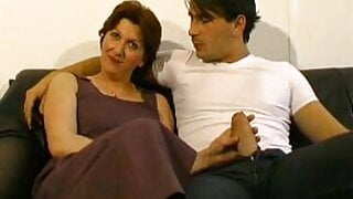 French Mature Audition