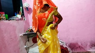 Desi bhabhi has hard sex with her boss