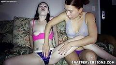 Messy Panties Castings (Lesbian POV)