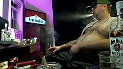 Filthy Cigarette Smoke