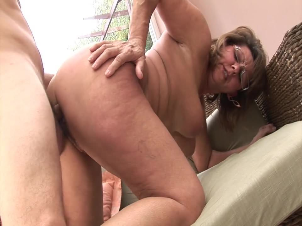 Granny Likes Young Cock