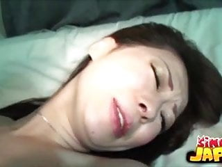 Jap milf hairy Cock sucking hairy pussy jap pov