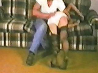 Spank teen boy movies Retro spanking movie
