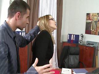 Secretary high heel sex Bad secretary