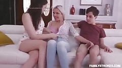 Sex with friend's mom