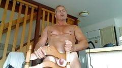 older daddy load explode