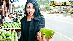 MAMACITAZ Dirty Vlogger Fucks A Hot Latina Teen Anette Rios
