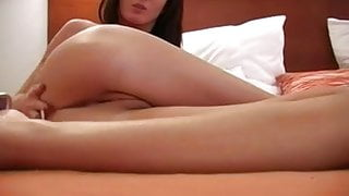 Beautiful Solo Babe Is a Dream