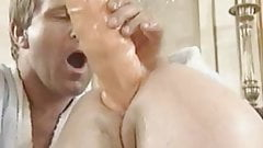 Horny Women Gets Her Ass Fucked Hard By A Dildo (Camaster)