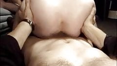 anal with hairy french matures